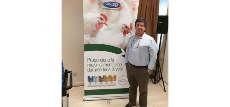Journeys of poultry and Aqua of Zinpro March 29, 2019